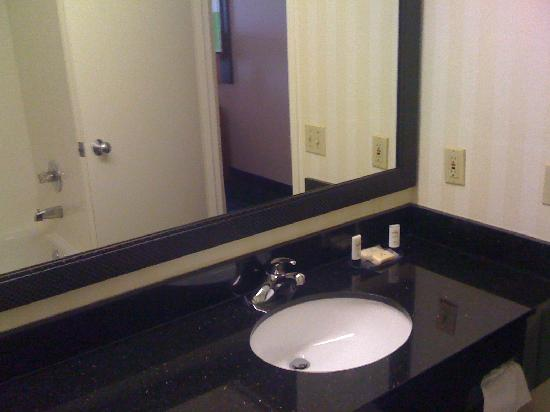 Fairfield Inn & Suites Norman: Ample Counterspace