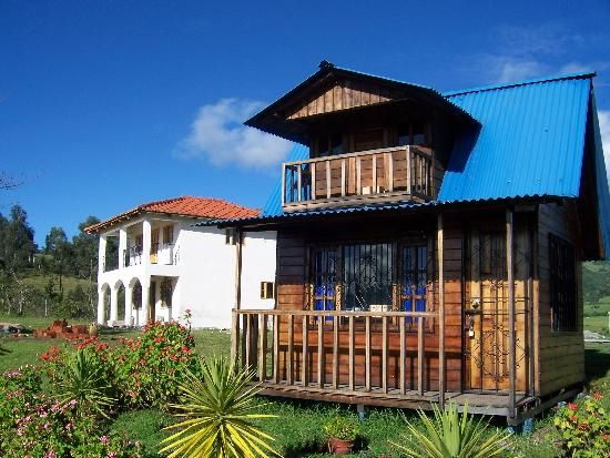 Hosteria Rose Cottage: Casa Cayembe & Casa Chimborazo