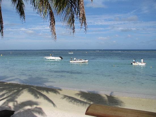 Trou aux Biches Beachcomber Golf Resort & Spa: plage