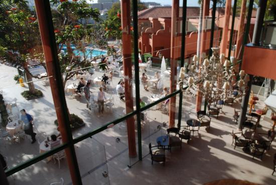 Inside Outside Dining Bild Von Colon Guanahani Adrian Hoteles