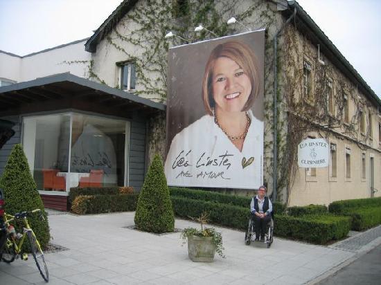 Lea Linster: Lea´s Restaurant in Frisange