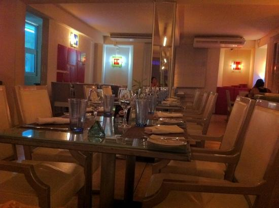 Le Bistrot & L'Entrecote Steakhouse : l'interno