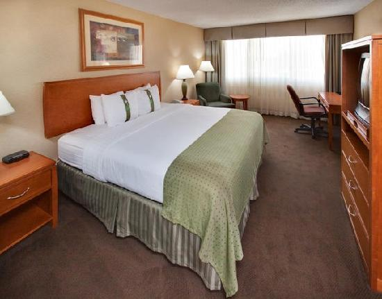 Holiday Inn Des Moines Downtown: Standard King room