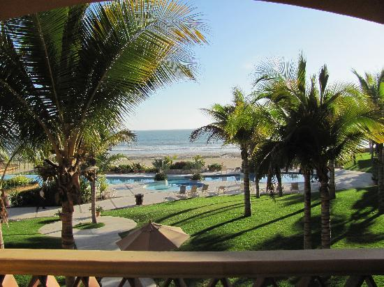 Estrella Del Mar Resort Mazatlan: View from 2208