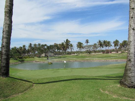 Estrella Del Mar Golf Course: Hole 6 green