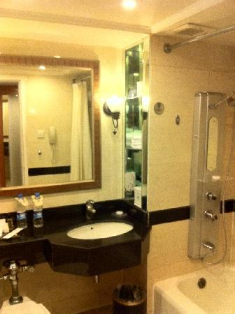 Pearl Continental Lahore: Washroom