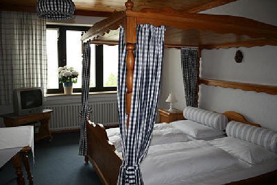 Hotel Restaurant SCHWARZBERGHOF: Hotelzimmer