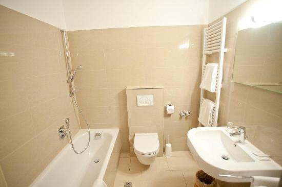 Hotel Schwarzberghof: Badezimmer