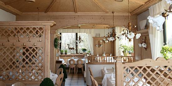 Hotel Schwarzberghof: Restaurant