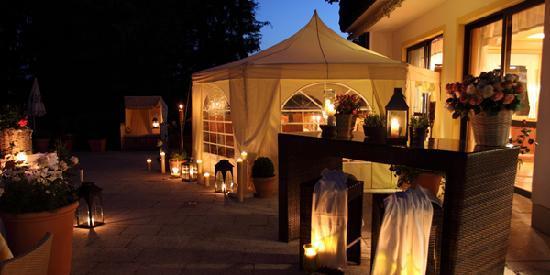 Hotel Restaurant SCHWARZBERGHOF: Garten
