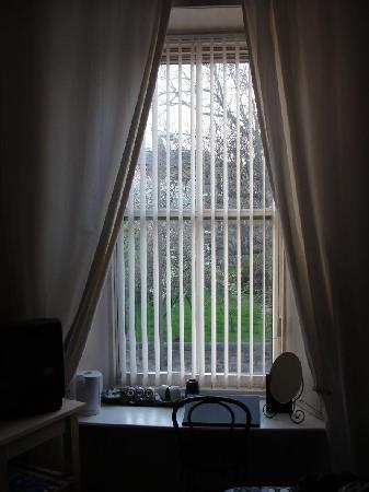 Clarin Guest House: View from the window