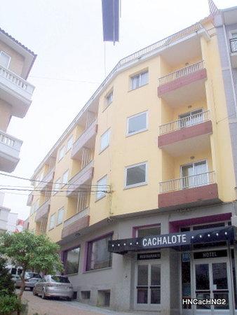Hotel Nuevo Cachalote