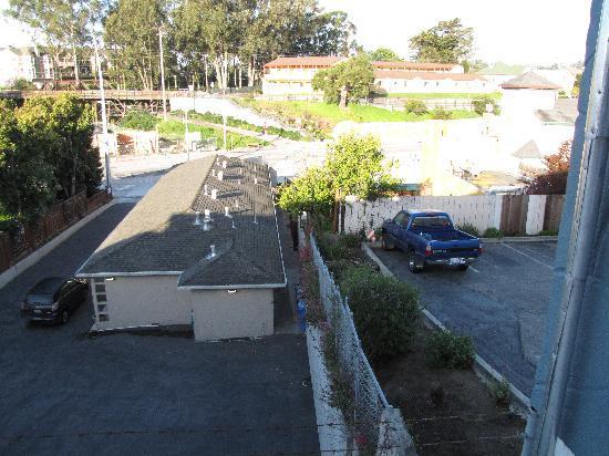 Edgewater Beach Motel : View from Patio