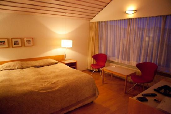 Icelandair Hotel Fludir: Bedroom