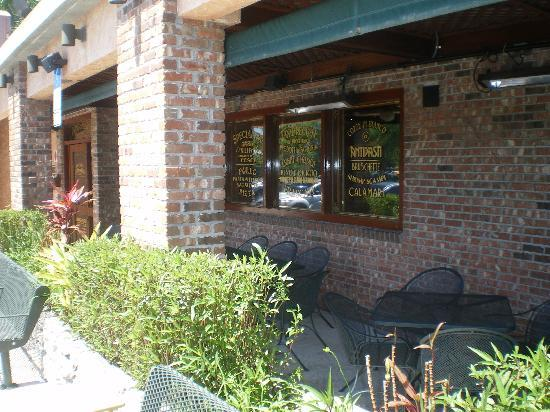 Carrabba's Italian Grill: More Outdoor Seating