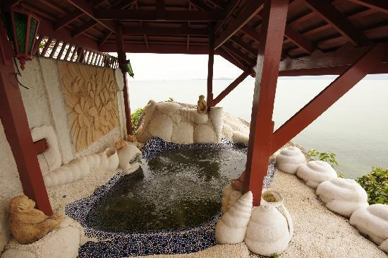Sea Breeze Resort: Jacuzzi