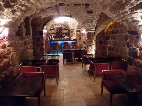 Beit Rumman Hotel: Gewölbekeller
