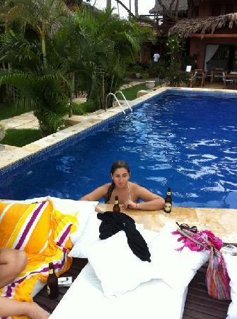Casa na Praia: Piscina!!!