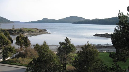 Landmark Orcas Island: Can't beat the view!