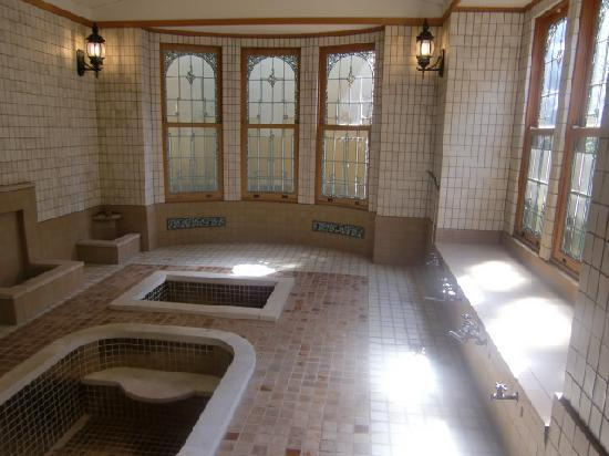 Atami, Japan: ローマ風呂