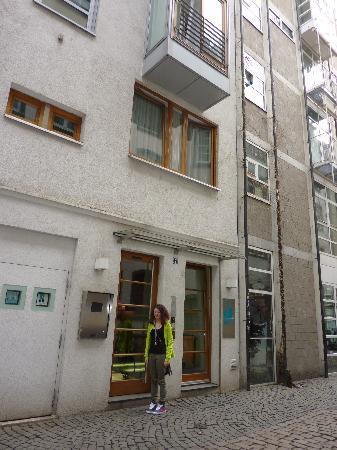 Lint Hotel Köln: Auußenansicht