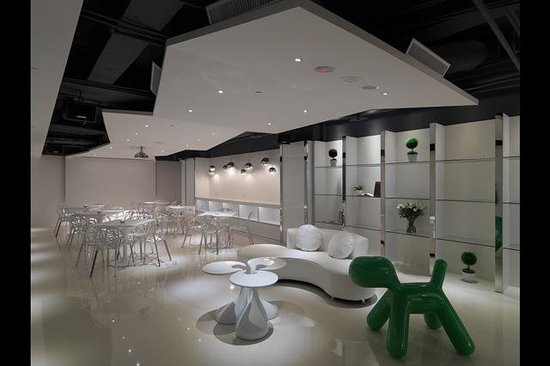 CityInn Hotel Plus - Ximending Branch: Lounge Area \ 交誼廳