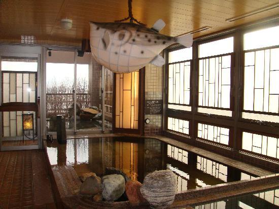 Dormy Inn Premium Shimonoseki: 大浴場