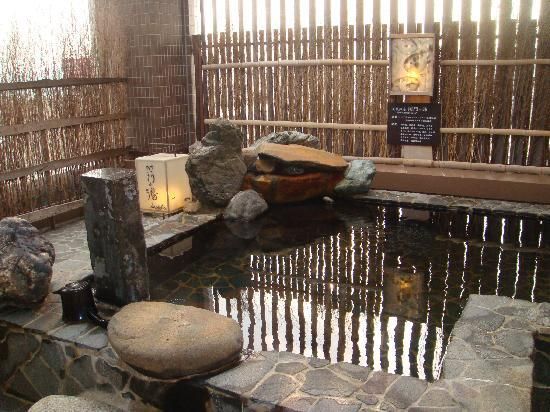 Dormy Inn Premium Shimonoseki: 展望露天風呂