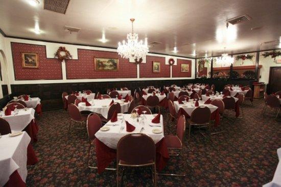 Main Dining Room - at Sevilla Restaurant