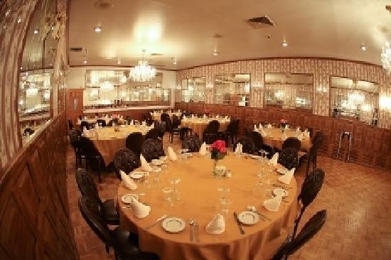 Valencia Room (Catering) at Sevilla Restaurant