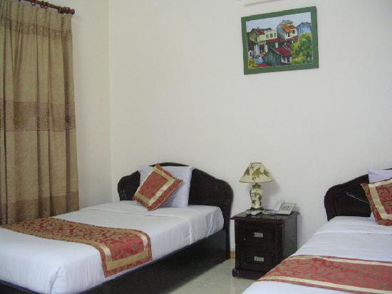 Quang Hiep Hotel: notre chambre