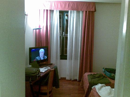 Hotel La Cascata : camera