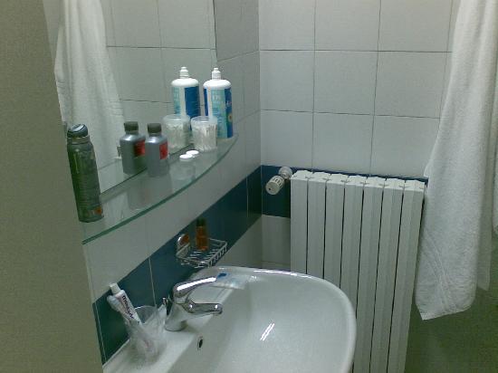 Hotel La Cascata : bagno 1