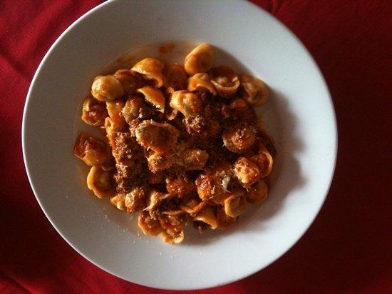 La Rustica Cucina Italiana: tortellini bolognese at Rustica