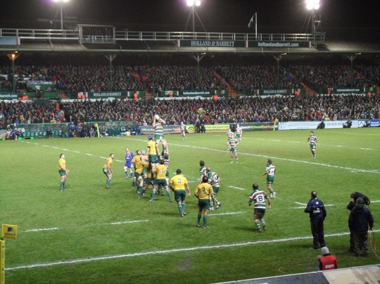 Welford Road Stadium