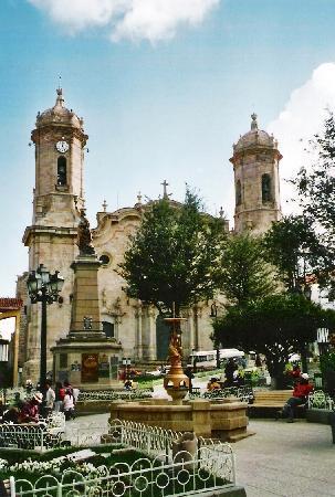 Potosi, Boliwia: Catedral