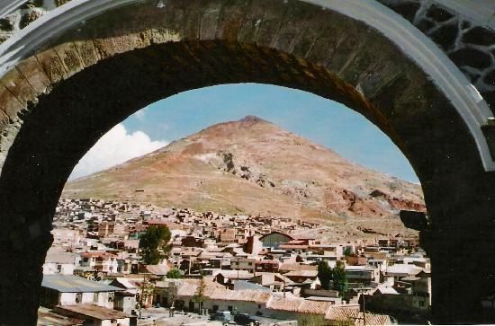 Potosi, Bolivia: Cerro Rico