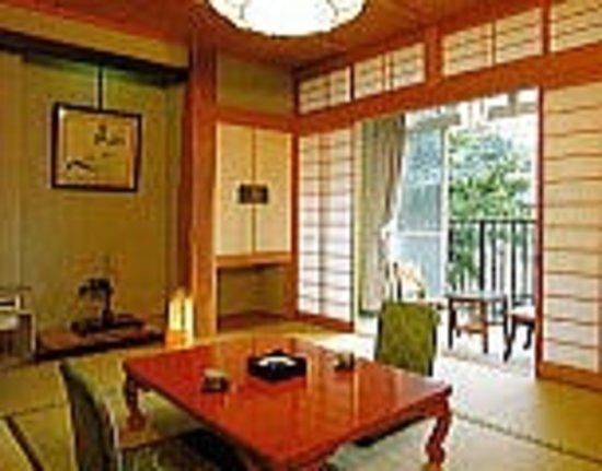 Shimaya Ryokan: Room