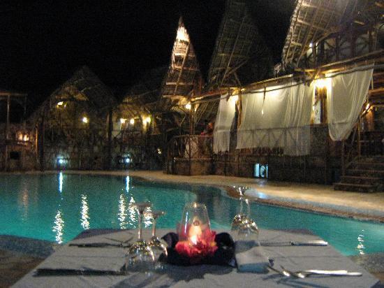Samaki Lodge & Spa: Pool