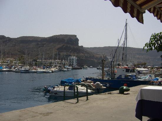 Cala Blanca: beautiful fishing village of mogan