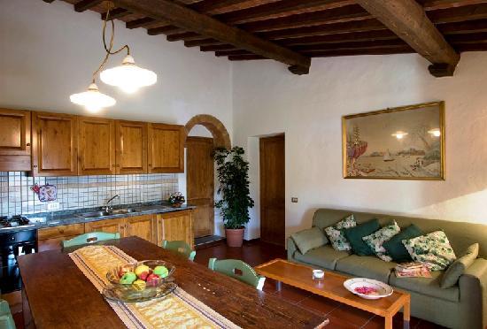 Borgo San Benedetto: Cucina Villa Ripanova 10