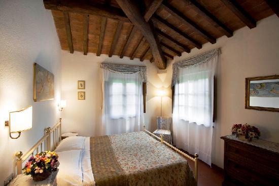 Borgo San Benedetto: Camera da letto Villa Ripanova 13