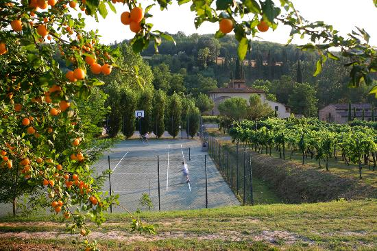 Borgo San Benedetto: Campo da Tennis