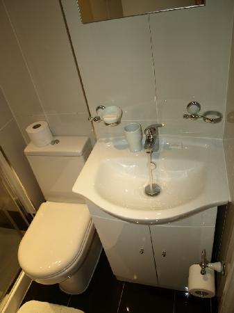 Classic Hotel: renewed bathroom2