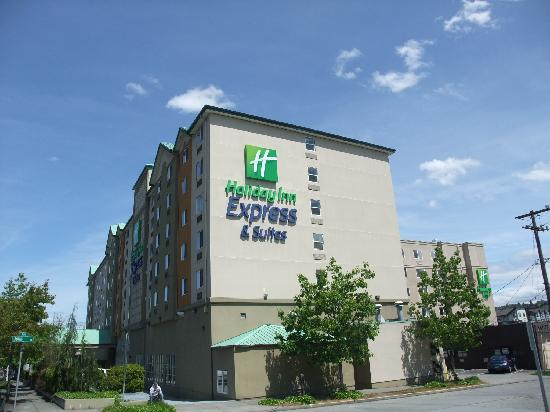 ‪‪Holiday Inn Express Hotel & Suites North Seattle - Shoreline‬: Holiday Inn Express Hotel & Suites Seattle‬
