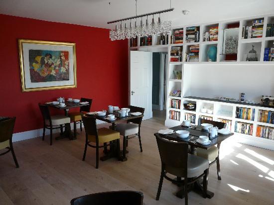 Strete Barton House: Dining Room
