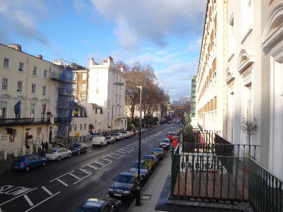 Best Western Victoria Palace: La vista