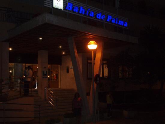 Hotel Piñero Bahia de Palma: entrada