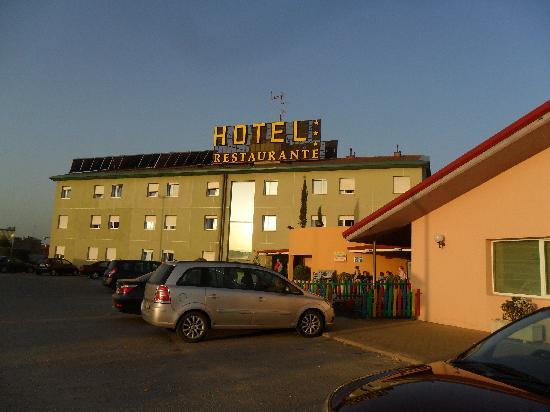 Rey Arturo Hotel: Burgos, Northern Spain
