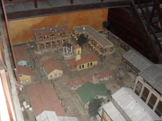 Museo del Ron Havana Club: Model